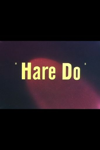 Hare Do Poster