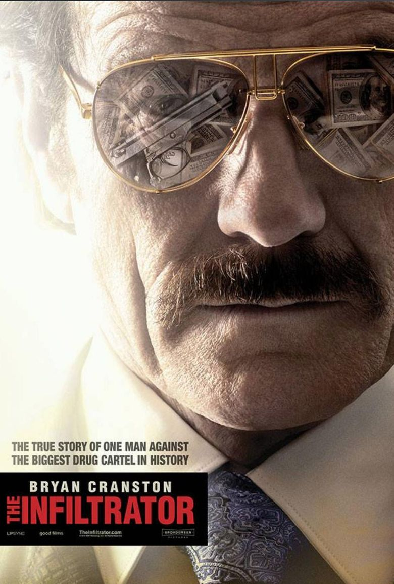 The Infiltrator: How to Infiltrate Poster