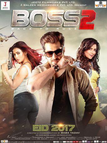 Boss 2 Poster