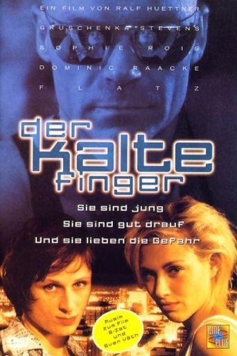 Der kalte Finger Poster