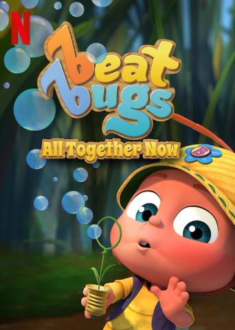 Beat Bugs: All Together Now Poster