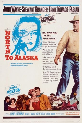 Watch North to Alaska