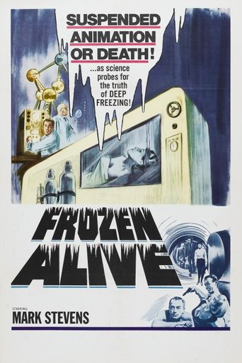 Frozen Alive Poster
