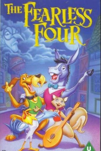 The Fearless Four Poster