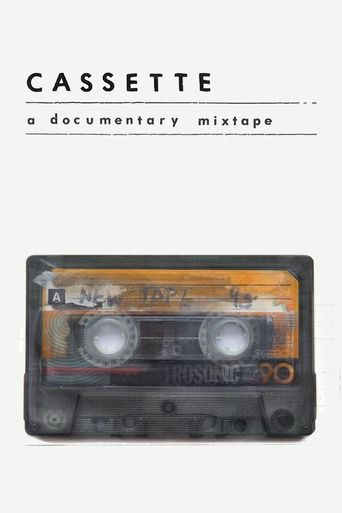 Cassette: A Documentary Mixtape Poster