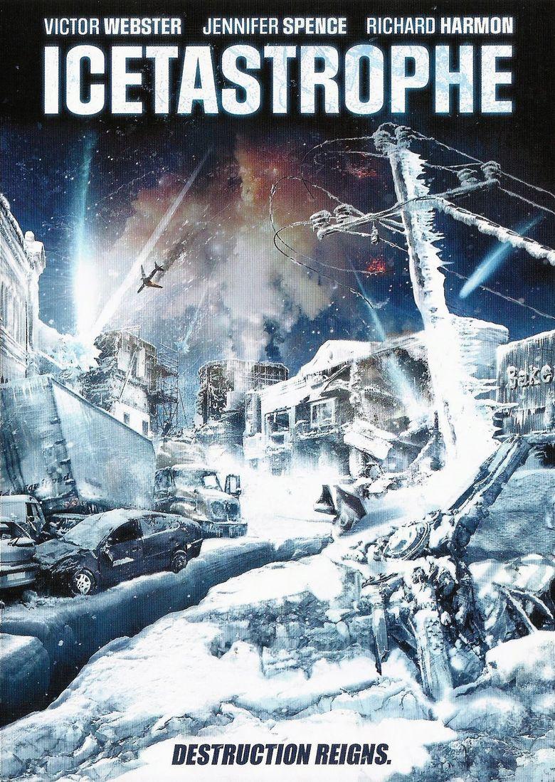 Christmas Icetastrophe Poster