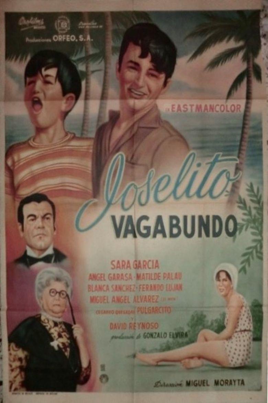 Joselito vagabundo Poster