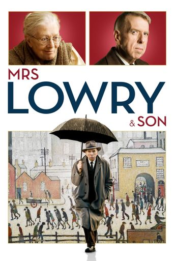 Mrs Lowry & Son Poster