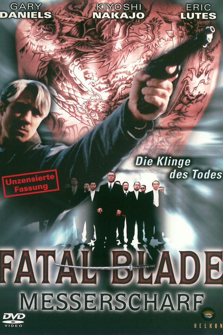 Fatal Blade Poster