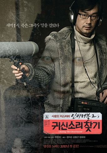 Invisible 2: Chasing the Ghost Sound Poster