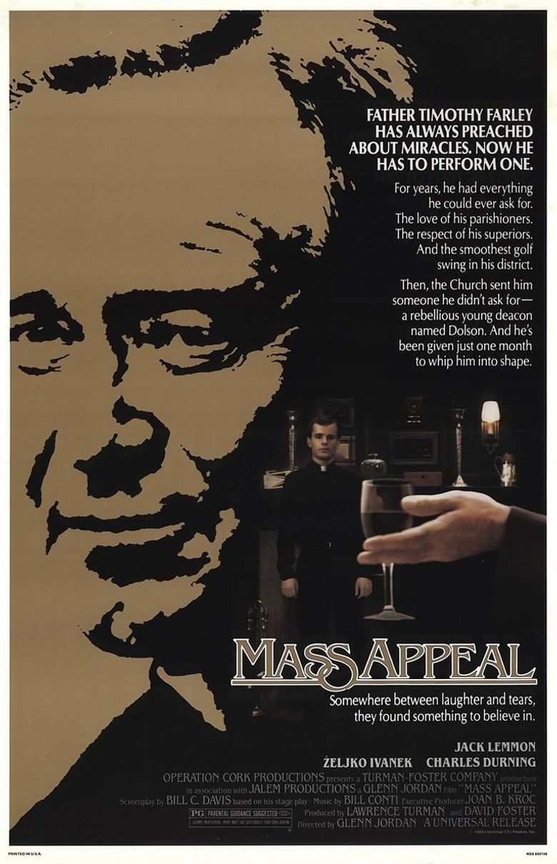 Mass Appeal Poster