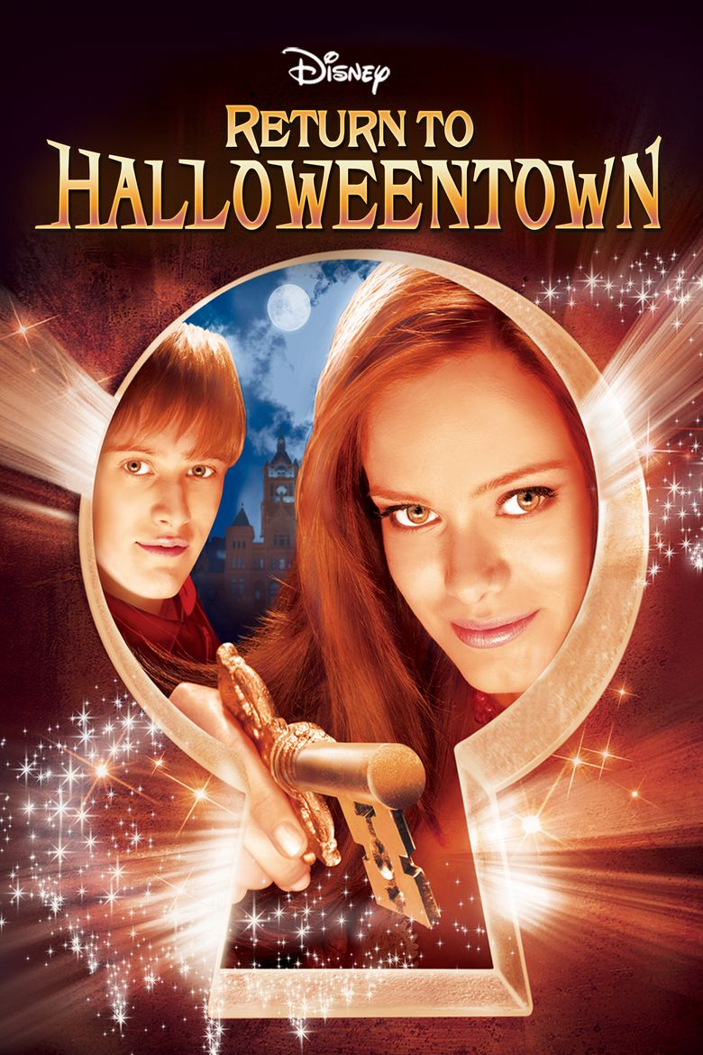Return to Halloweentown Poster
