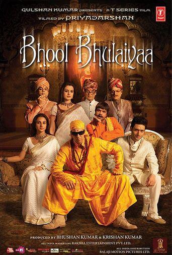 Watch Bhool Bhulaiyaa