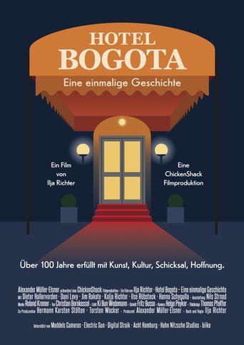 Hotel Bogota - Eine einmalige Geschichte Poster