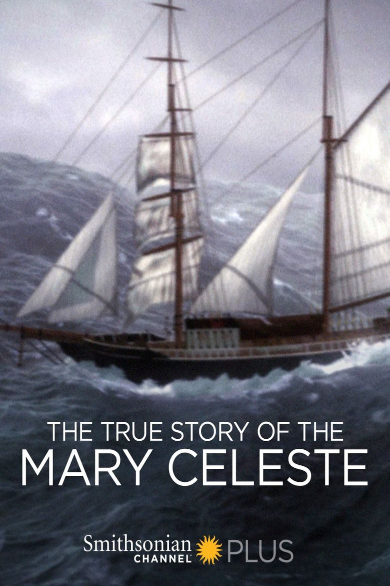 The True Story of the Mary Celeste Poster