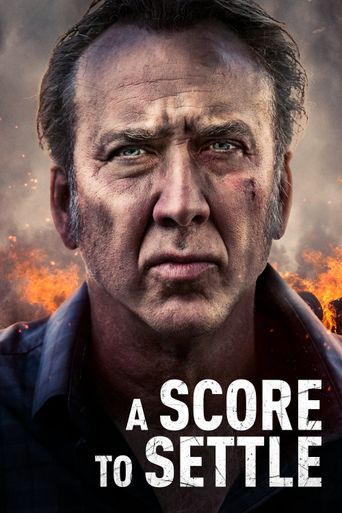 A Score to Settle Poster