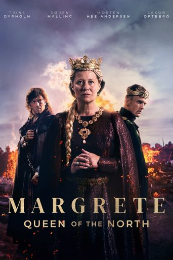 Margrete Queen of the North Poster
