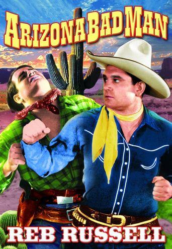 Arizona Bad Man Poster