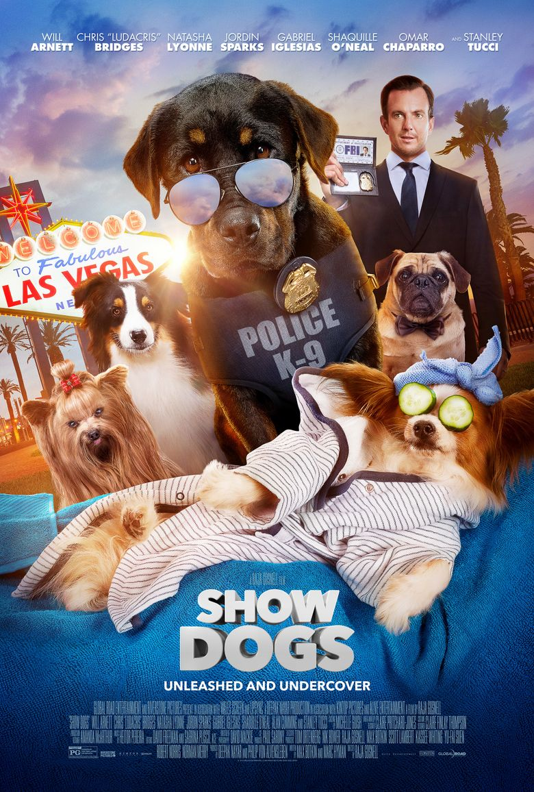 Show Dogs Poster