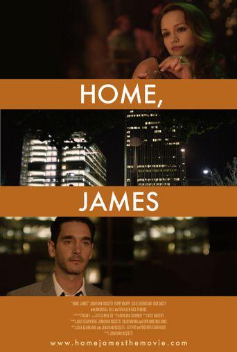 Home, James Poster