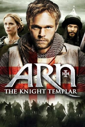 Watch Arn: The Knight Templar