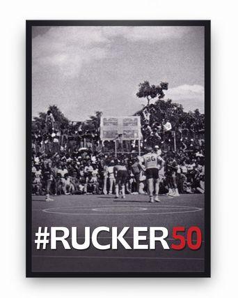 #Rucker50 Poster