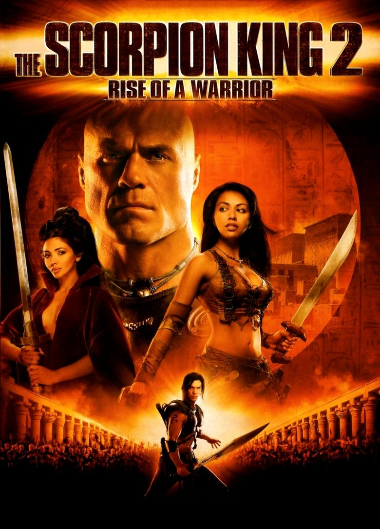 The Scorpion King 2: Rise of a Warrior Poster