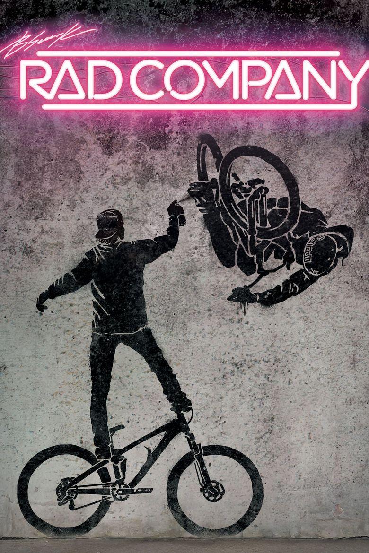 Brandon Semenuk's Rad Company Poster