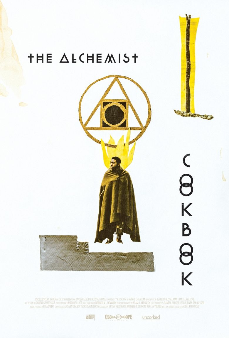 The Alchemist Cookbook Poster