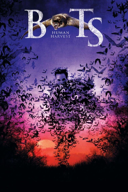 Bats: Human Harvest Poster