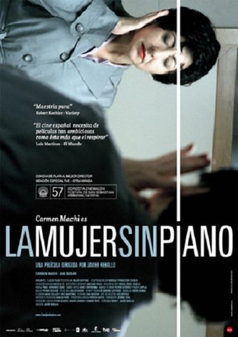 Woman Without Piano Poster