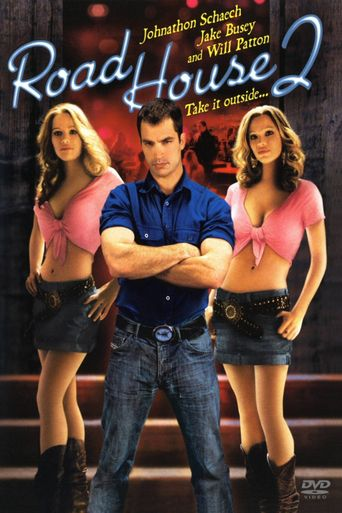 Road House 2: Last Call Poster