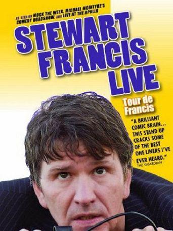 Stewart Francis: Tour de Francis Poster