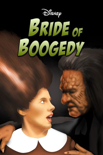 Bride of Boogedy Poster