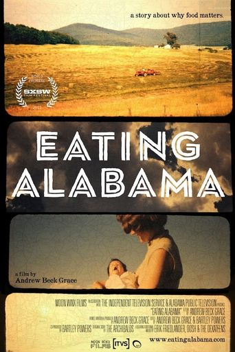 Eating Alabama Poster