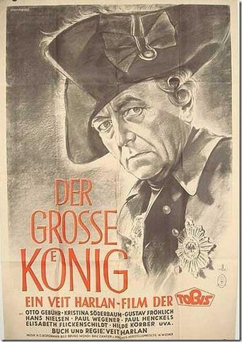 The Great King Poster