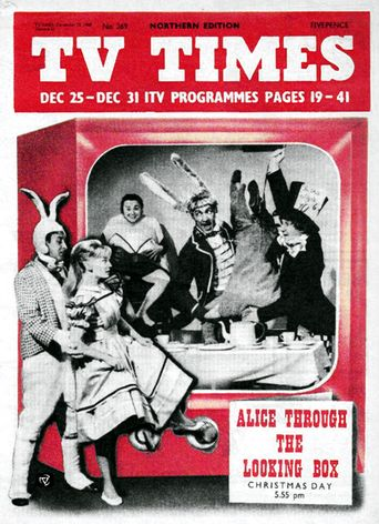Alice Through the Looking Box Poster