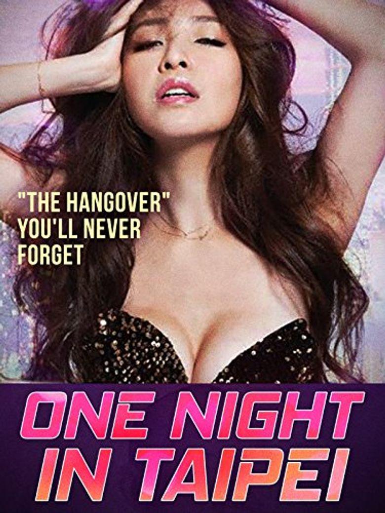 One Night in Taipei Poster