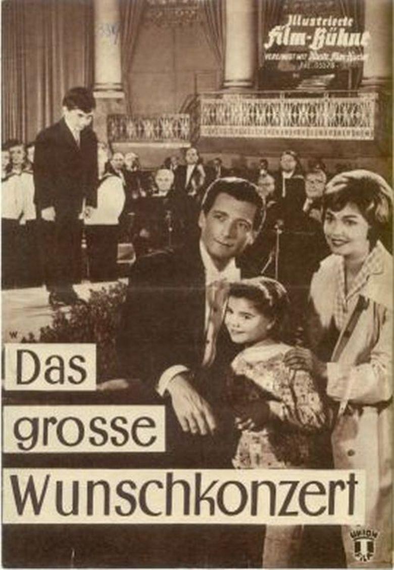Das große Wunschkonzert Poster