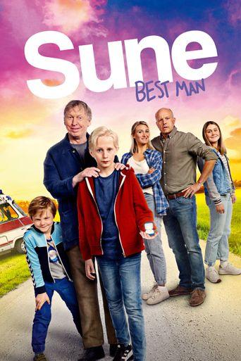 Sune - Best man Poster