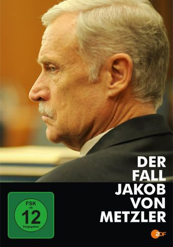 The Case of Jakob von Metzler Poster
