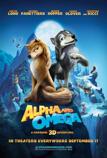 Watch Alpha and Omega
