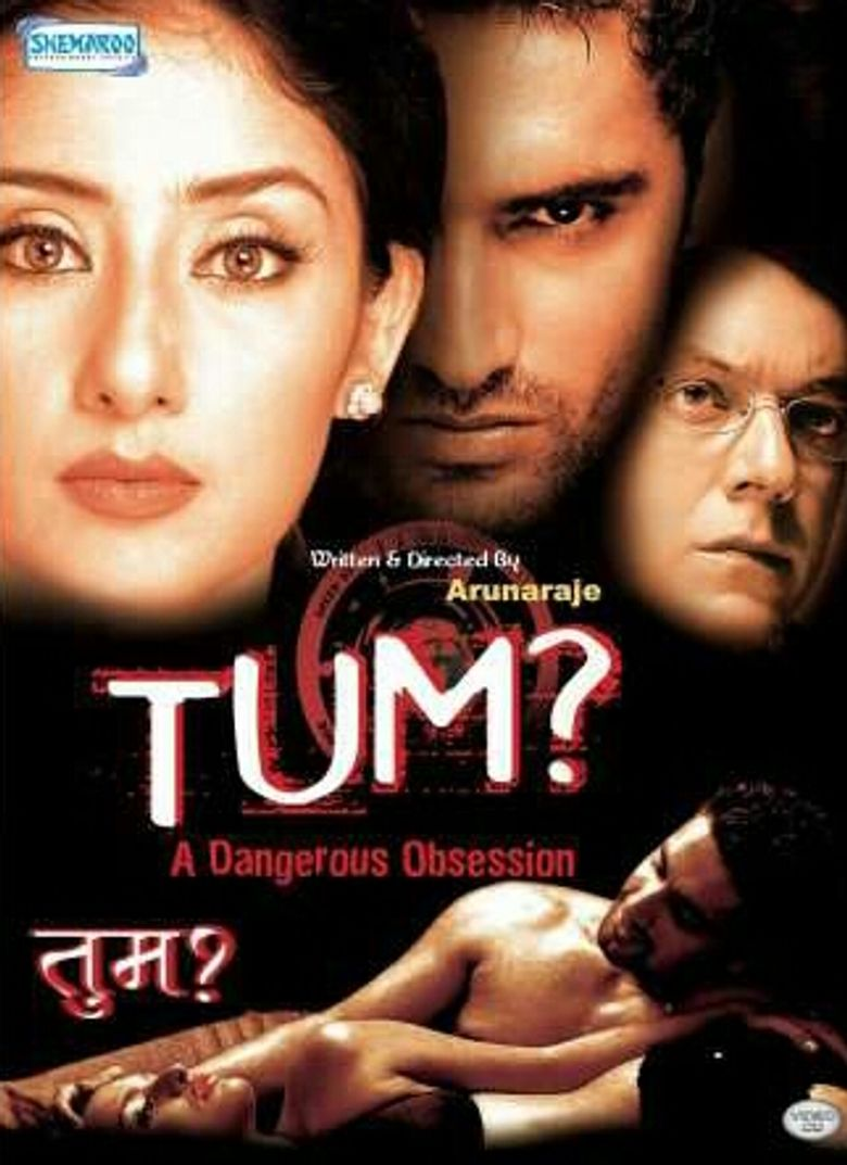 Tum: A Dangerous Obsession Poster