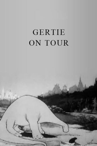 Gertie on Tour Poster