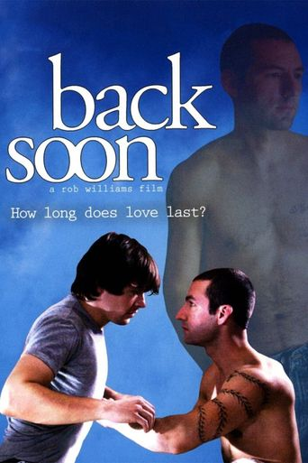 Back Soon Poster