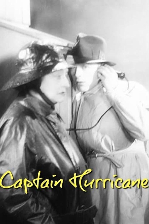 Captain Hurricane Poster