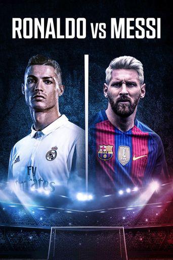 Ronaldo vs. Messi: Face Off Poster