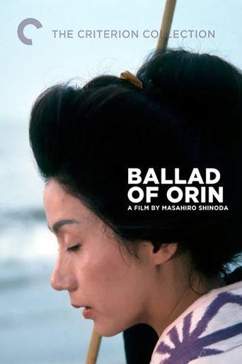 Ballad of Orin Poster