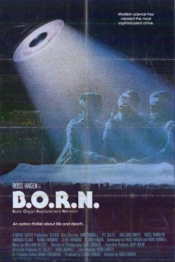 B.O.R.N. Poster