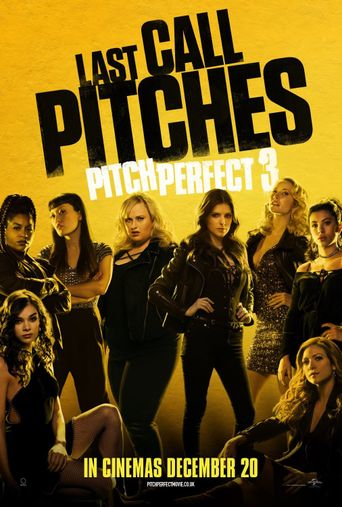 Watch Pitch Perfect 3